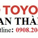 Toyota Corolla Altis hoàn toàn mới giao xe tháng 09.