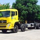 Xe tải nặng Dongfeng Việt Trung tải trọng 19t Cummins C300.
