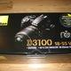 Bán Body nikon D3100 4K Shot lens 35 1.8 G lens 18 105.