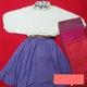 Autumn: Cardigan áo khoác nhẹ, áo len lông, khăn Hàng nhặt cao cấp S.