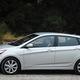 Hyundai Accent 1.4 AT 5 cửa xe nhập khầu mới.