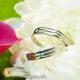 Giảm 10% toàn bộ nhẫn đôi bạc ý đẹp tại Hà Nội..
