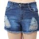 Quần short jeans 100K.