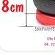 Lót giày tăng chiều ngay lập tức lên tới 8cm.