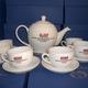 Ấm chén, ca cốc, ly tách, lọ hoa, đĩa sứ... in logo Quà tặng với chất liệu gốm sứ Bát Tràng.