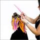 Dụng cụ làm xoăn tóc tự nhiên, không gây tổn hại cho tóc.