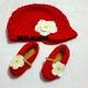 Mũ len dễ thương cho bé yêu 2012.