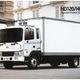 Bán xe tải Hyundai 5 tấn HD120 model 2013, Thùng dài 7,4m 6,2m, Phanh l.