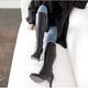 Lạnh rùi hãy đến thế giới thời trang Giầy, Boot đa dạng ấm .