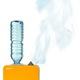 Máy tạo ẩm phun sương hơi nước cắm chai siêu nhỏ, tiện lợi, hiệu quả có bán tại của hàng MaSản Phẩm Sáng Tạo 244 Kim Mã.