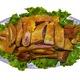 Thịt hun khói, gà muối xông khói, bắp bò xông khói, chân giò.
