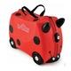 Vali Trunky cho bé, Vali du lịch dễ thương, tiện dụng đồng giá 550k.