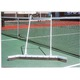 Ghế trọng tài tennis 1.5m ống kẽm, gạt nước sân tennis ống kẽ.