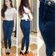 Quần jeans nữ khóa hông,khóa trước sành điệu siu style 2014.