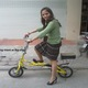 Chế xe đạp thường thành xe đạp điện.
