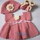 Linh Handmade : Quần áo len trẻ em.