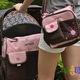 Túi đựng đồ cho mẹ và bé: Túi 5 chi tiết, túi carter, túi oto.