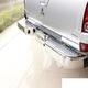 Cản sau xe Mitsubishi Triton, cản sau inox xe triton hàng tháo xe chính h.