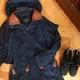 Áo khoác GUESS, Blazer HM no fake, Sneaker, dầu gội xả Deoproce ngăn r.