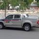 Nắp Thùng xe bán tải Nissan Navara, Toyota Hilux, Ford Ranger, Mitsubishi .