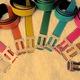 Thời trang dây nịch đa màu sắc dành cho cả Nam lẫn Nữ.