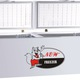 Tủ đông ALASKA HB890 HB 890 KT 83 x 68 x 193 cm.