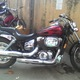 Honda Shadow Spirit 750cc.