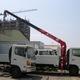 Gía bán xe tải cẩu Hino 9.4 tấn, 6.4 tấn, 16 tấn nhổ cây xanh, ô.