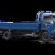 Xe tải Veam camel 4,5 tấn thùng dài 6m2, xe tải Veam camel 4t5 máy Hyun.