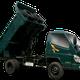 Giá bán xe tải Ben tự đổ Kia Veam Hàn Quốc: 990kg, 1.25 tấn, 1.5 t.