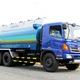 Chuyên bán xe Hino 6,4 tấn đóng bồn chở nước 8 khối, đóng xe é.