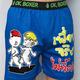 Quần đùi king boxer, quần đùi hình, hàng Thái Lan, mua 6 tặng 1.