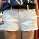 Pull trễ vai hotgirl, sooc trắng, giày búp bê new 100% nguyên hộp.