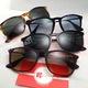 Woman Sunglasses Kính Celine Vuông ,Miu Miu Hà Tăng ,Chanel ,RayBan Flash m.