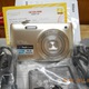 Bán máy ảnh nikon S4150 nguyên hộp.