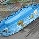 Bể bơi phao, composite cho các khu vui chơi.