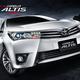 Toyota Phú Mỹ Hưng bán Altis ... giá tốt nhất.