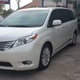 Cam kết giao ngay Toyota SIENNA 3.5 LIMITED màu trắng xe Mỹ.