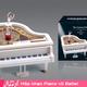 Hộp nhạc đàn Piano ba lê món quà tuyệt vời cho mọi người tại Sản Phẩm Sáng Tạo 244 Kim Mã, Hà Nội.