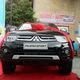 Xe Pajero Sport G 2WD 5AT máy xăng 1 cầu hoàn toàn mới đã xuất hiệ.
