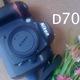 Cần Bán Body Nikon D70s.