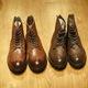 Các mẫu giày chuông hàn quốc nhiều nhất én bạc da thật 100% bá.