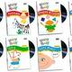 Bộ đĩa Brainy Baby Kích thích trí thông minh cho trẻ..