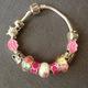 Vòng Pandora handsmade Thái Lan, hàng có sẵn, rẻ đẹp.