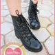 TomTom Shop Bán giày Combat Boots nam và nữ , giày nạm đinh, cá tính .