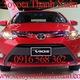 Toyota Thanh Xuân: Toyota Vios 2015, Màu đỏ, đen, bạc, nâu vàng, Khuy.