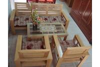 sofa gỗ Nội Thất Hương Linh.