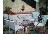 Bàn Ghế Cafe - Nhà Hàng LT 073.