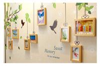 Bộ khung ảnh treo tường Vườn chim 02.