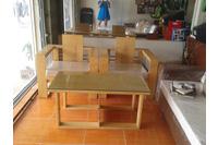 sofa gỗ 8.000.000  Nội Thất Hương Linh.